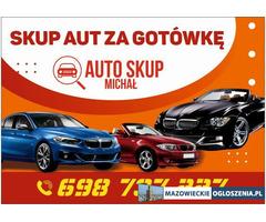 Skup Aut-Skup Samochodów #Płock i okolice# Najwyższe CENY!