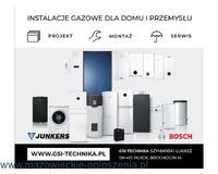GSI Technika instalacje gazowe dla domu i przemysłu.